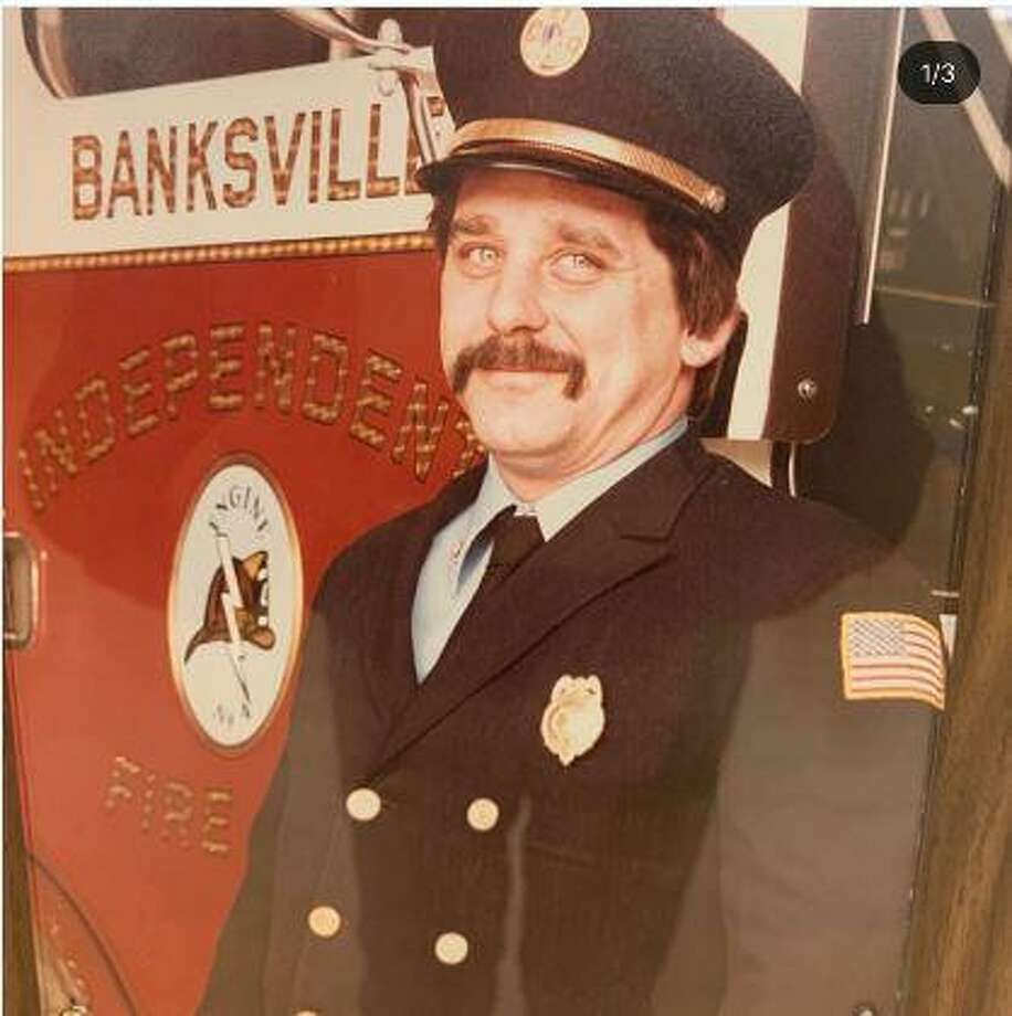 William Richardson as a younger man. Photo: Walter Watson / Banksville Fire Department