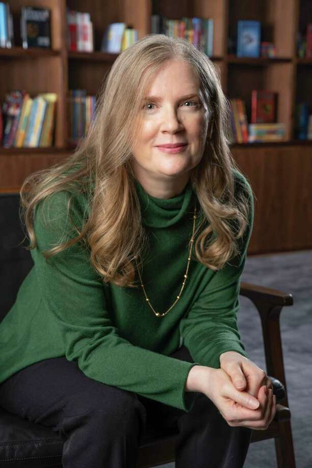 "Connecticut author Suzanne Collins returns to the ""Hunger Games"" world in her new book, ""The Ballad of Songbirds and Snakes."" Photo: Todd Plitt / Contributed Photo"