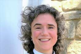 The Rev. Whitney Altopp will sing two duets with Thomas Carr, bass, at the May 31 hymn sing.