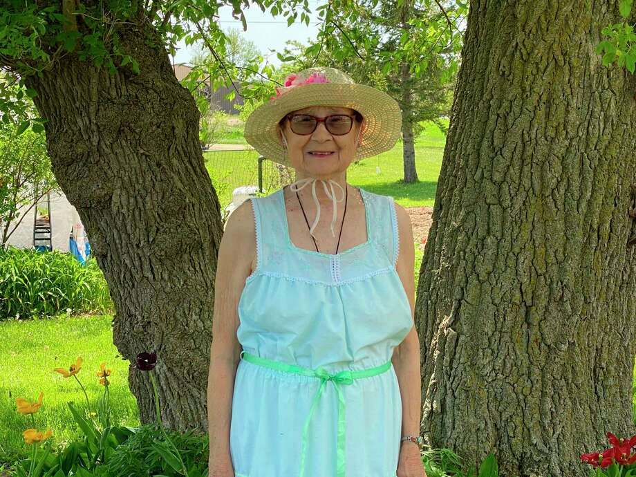 Joyce Reid, a native of Deckerville, has recently been honored by the Music Teachers National Association as a 50-year member of the organization. (Mark Birdsall/Huron Daily Tribune)