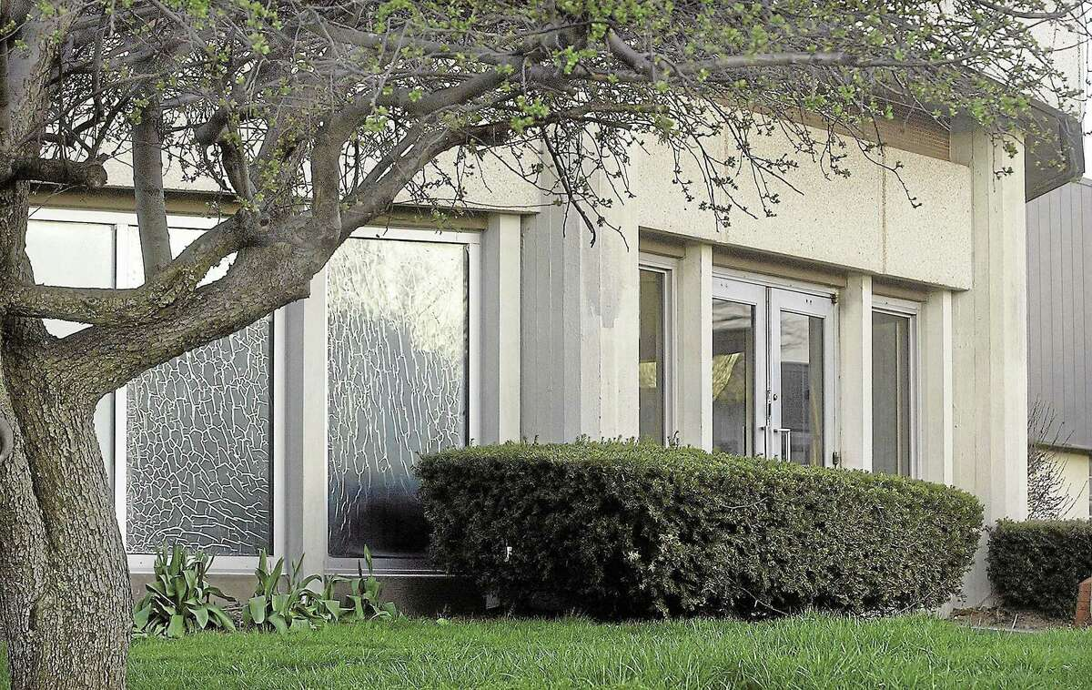 Whiting Forensic Hospital is located in Middletown.