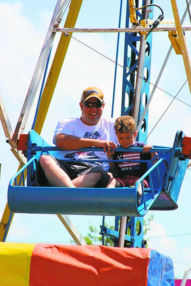 The City of Frankfort has canceled large Fourth of July activities, such as the carnival, fireworks show and parade. Photo: File Photo