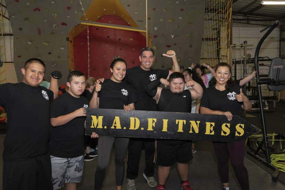 Eloy Rendon, owner of M.A.D. Fitness, feels it is still too early to open. Photo: Christian Alejandro Ocampo /Laredo Morning Times File / Laredo Morning Times