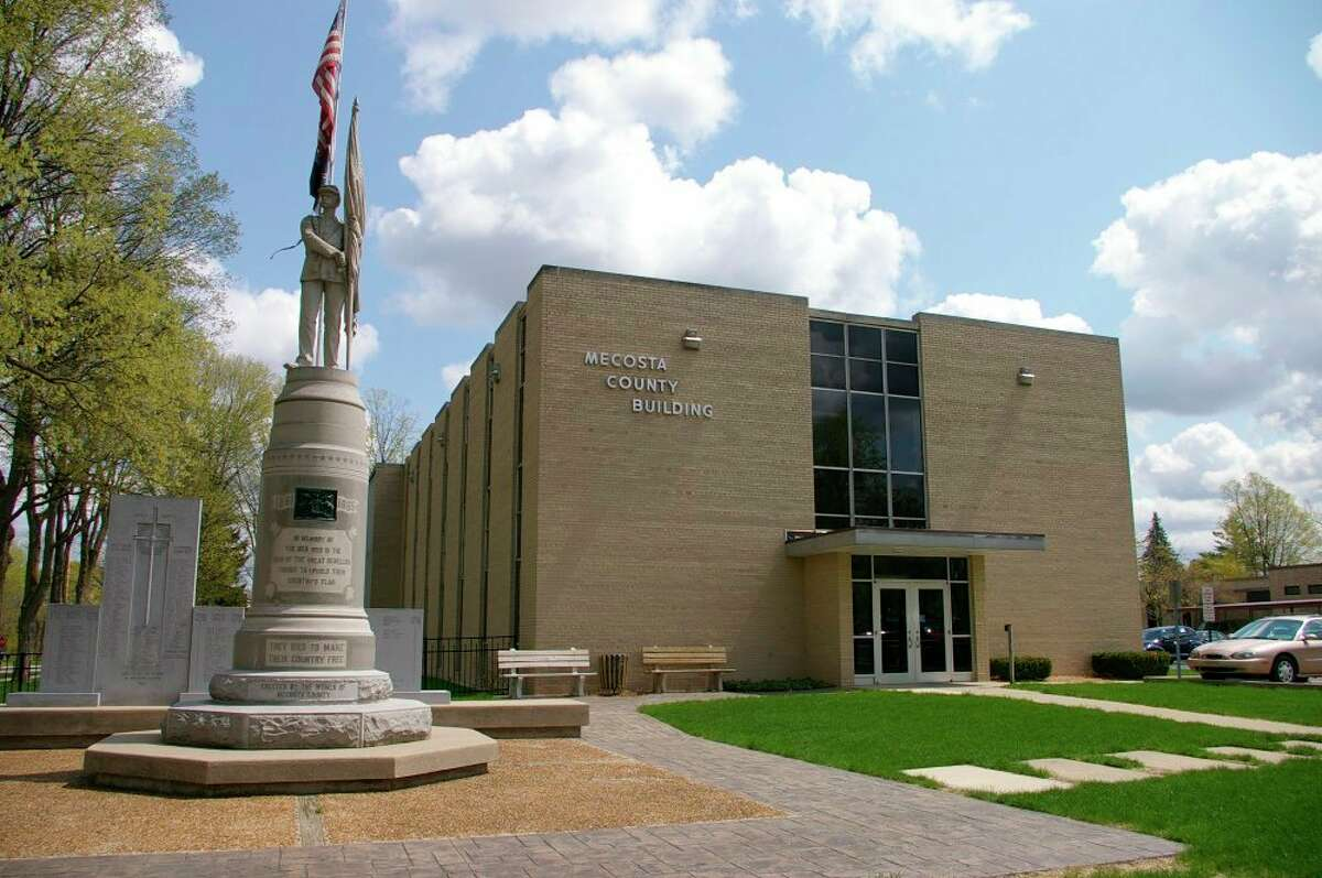 Originally expected to open May 29, the Mecosta County buildings will be closed until further notice, due to Gov. Gretchen Whitmer's extended stay-at-home order. (Courtesyphoto)
