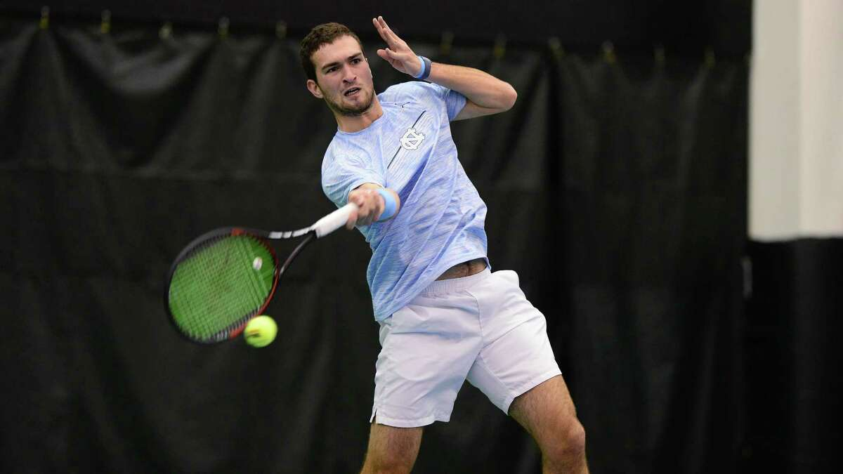 Greenwich High School graduate Will Blumberg earned numerous accolades during his four-year tennis career at the University of North Carolina. He earned All-America accolades eight times in four seasons, receiving the honor in singles and doubles play each year. He was recently named the Intercollegiat Tennis Assocation Player of the Year.