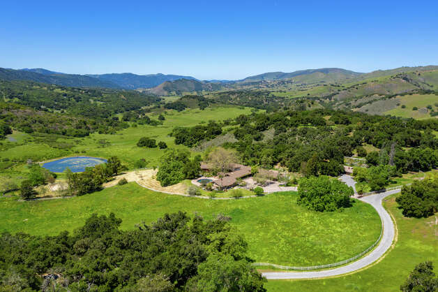 """Listing agent Bill McDavid of Hall and Hall said the decision to put the property back on the market came before the coronavirus pandemic, but the unusual circumstances have led to new types of buyers. """"We've had a lot of inquiries,"""" said McDavid. """"We have people who've never been interested in a ranch before. People who are thinking hard that more space is nice to have right now."""" Photo: Courtesy Hall And Hall"""