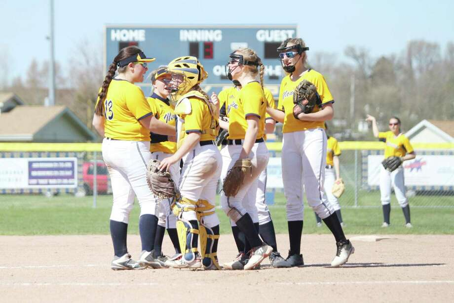 The Manistee Chippewas were going to have a young squad this spring, so many players are expected to return next season. (News Advocate file photo)