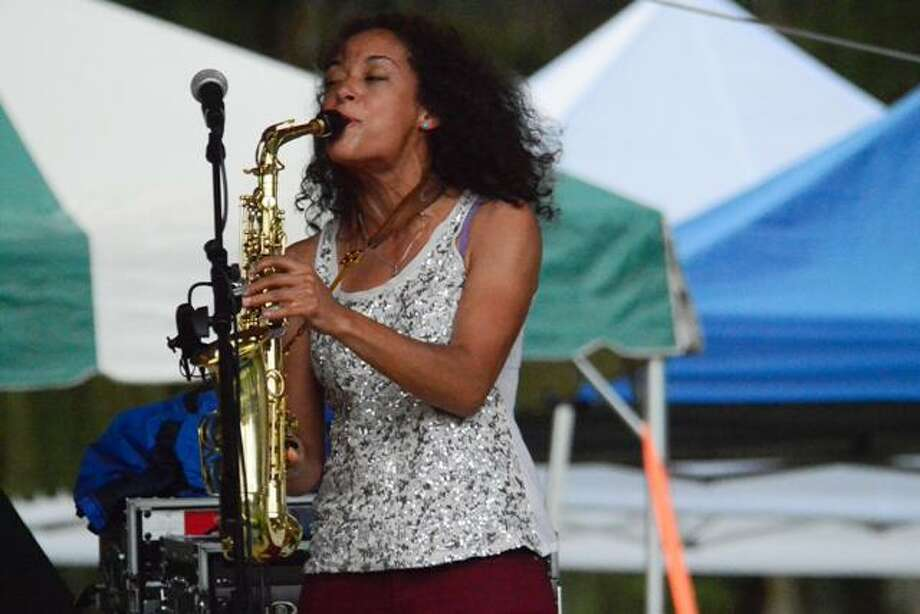 The Briggs Farm Blues Festival presents its next virtual concert at 8 p.m. Saturday with Vanessa Collier, a multi talented musician who feels like family to Briggs fans Photo: Contributed Photo