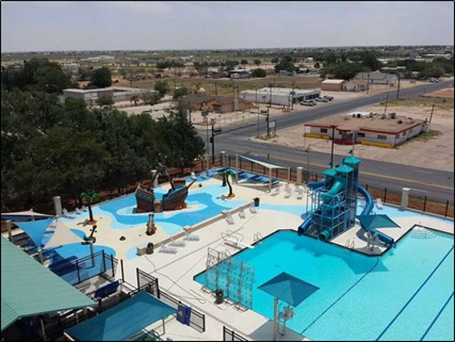 Andrews Splash Park opened Tuesday for Andrews County residents, according to a Facebook post. Kiddie Hours will begin June 2 and Sensory Swim will begin June 5. Photo: City Of Andrews