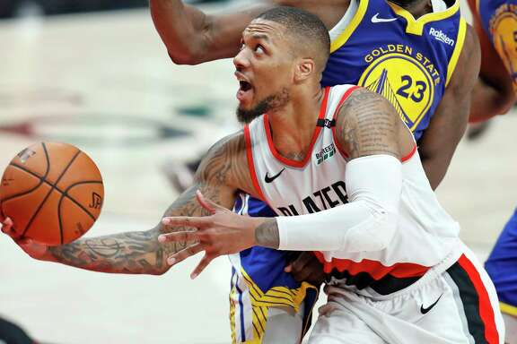 Considering they're 3½ games out of a playoff spot, Damian Lillard and the Trail Blazers could use the full complement of remaining games to make the resumption of their season meaningful.