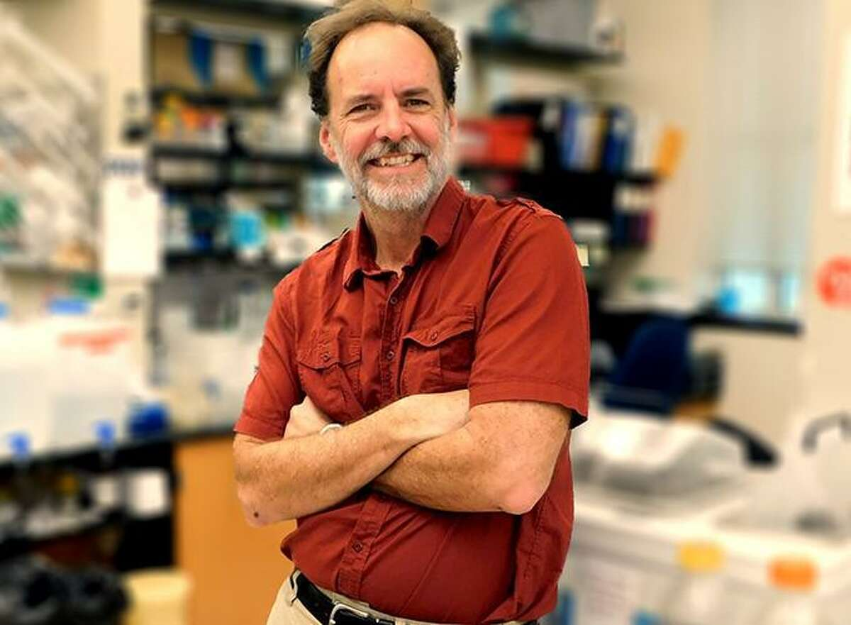 """UTSA microbiologist Karl Klose was granted $200,000 to develop a COVID-19 vaccine based on decades of research on a rare bio-threat known as """"rabbit fever."""""""
