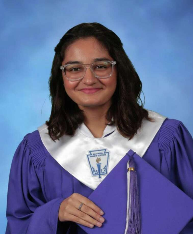 Humble High School Valedictorian Naima Rahim. Photo: Courtesy Of Humble ISD / Courtesy Of Humble ISD