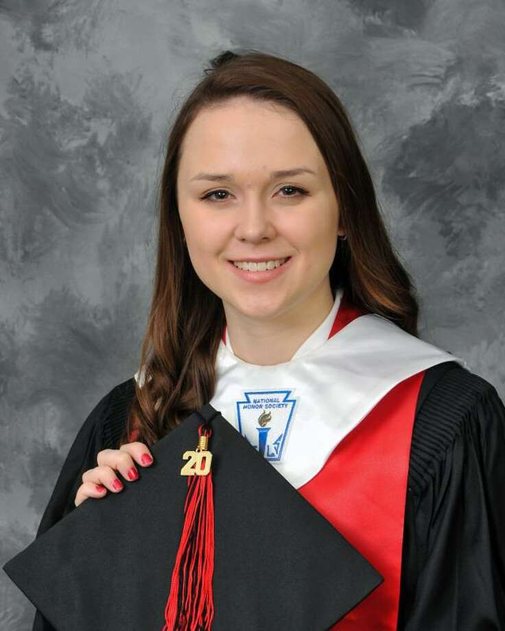 Jada Fink is the valedictorian for the Porter High School Class of 2020. She will attend Carnegie Mellon University in Pennsylvania and study Engineering. Photo: Submitted