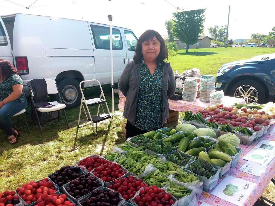 The Elberta Farmers Market will look different than in year's past. It will be opening on Thursday, and have many COVID-19 protocols put in place to make sure shopping is safe for vendors and customers alike.