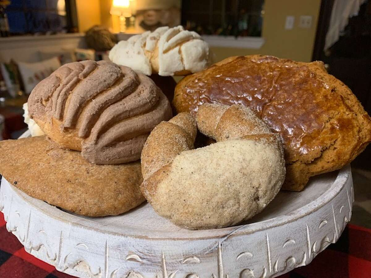 Mexican sweet bread, better known as