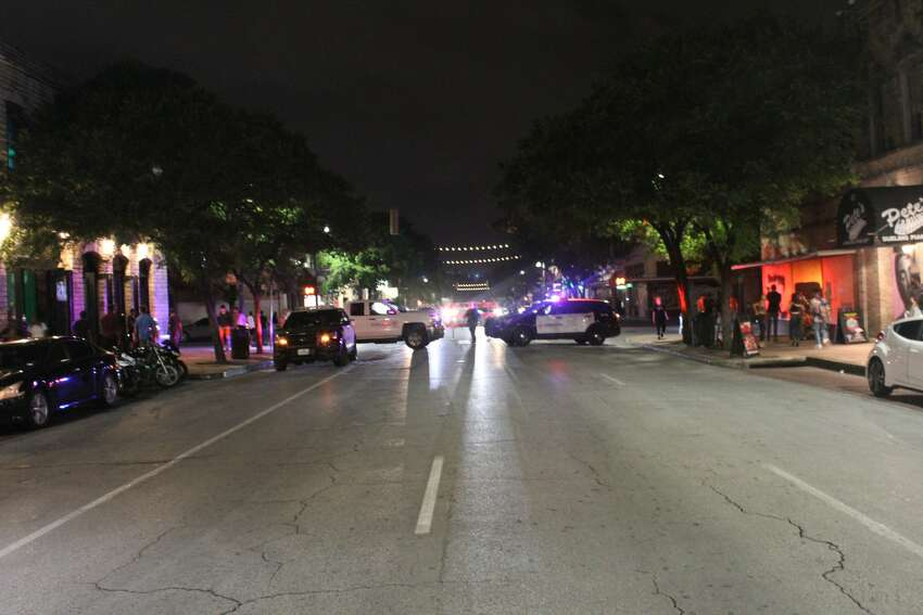 Blount said the Austin Police Department shut down road traffic on Sixth Street due to the crowds.