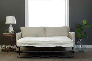 The Sarah Sofa Bed is a surprise hit on Wayfair.