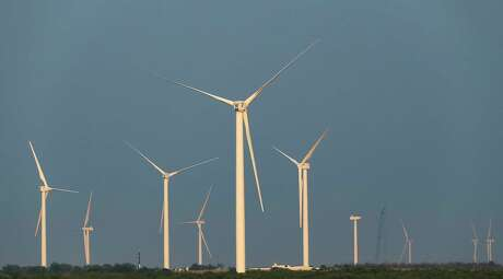 """""""Planet of the Humans"""" questions """"green"""" energy like this Texas windmill farm, shown May 21, 2020."""