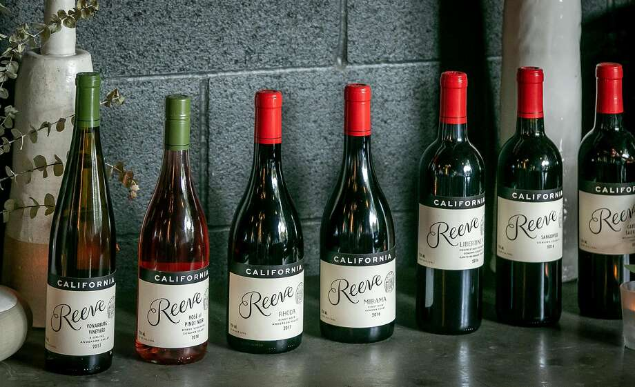 Reeve Wines in Healdsburg is reopening on Friday. Photo: John Storey / Special To The Chronicle 2019
