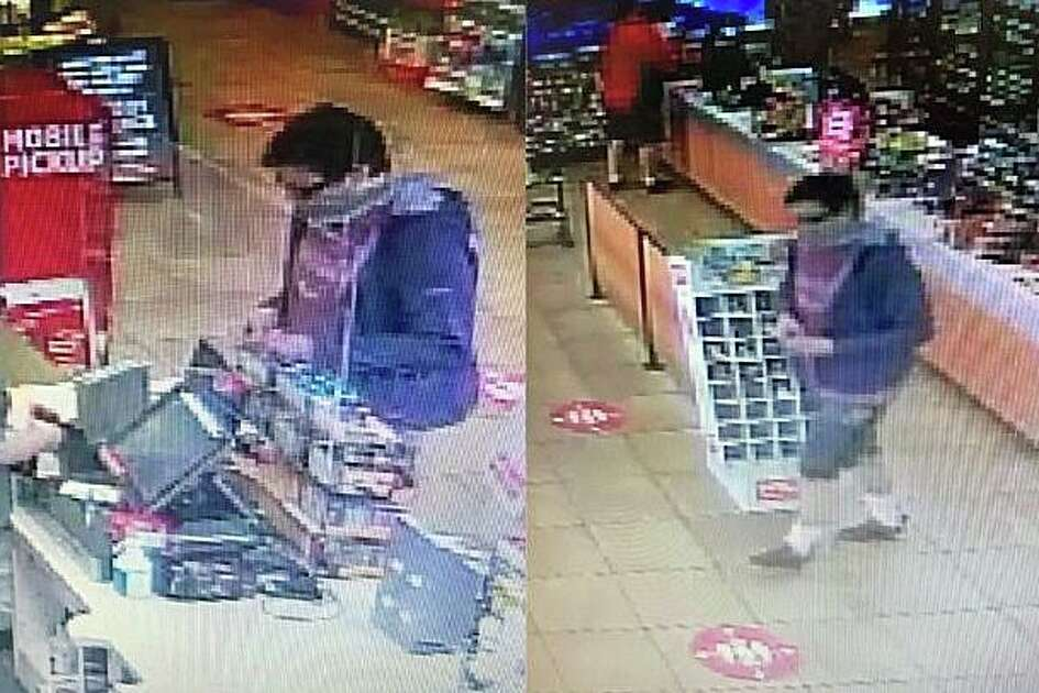 A sighting of Peter Manfredonia at Sheetz, a gas station convenience store in Chambersburg, Pa. From there, state police in Pennsylvania say, he took an Uber to Maryland.