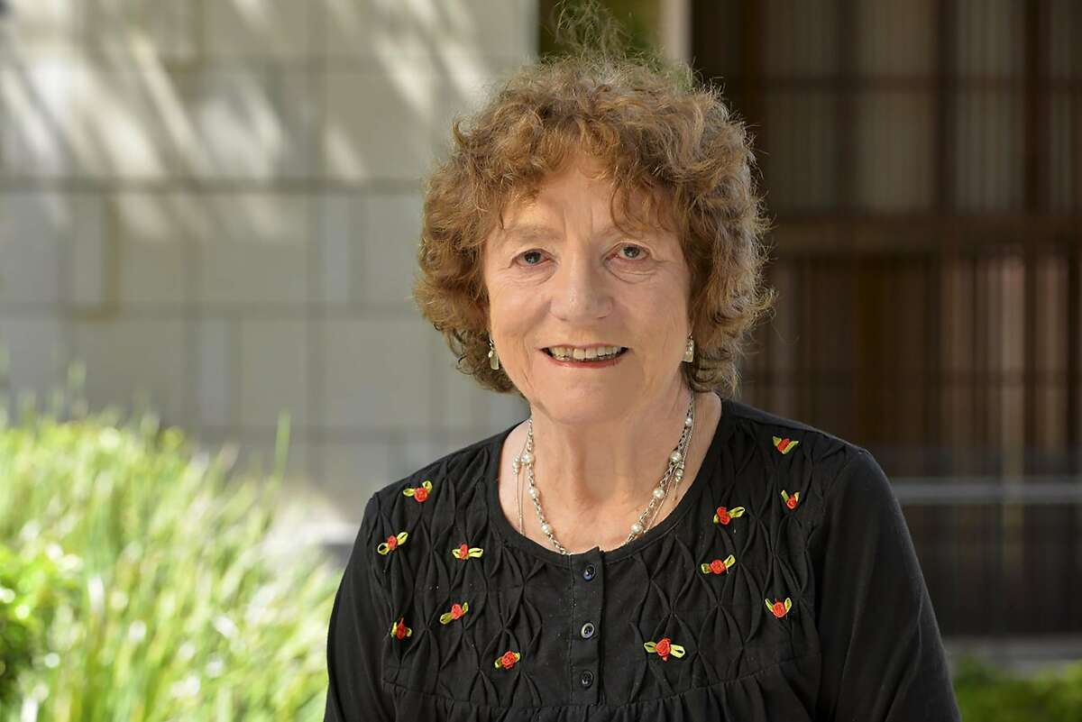 In a photo provided by Rob Searcey, Barbara Babcock in 2017. Professor Babcock, a trailblazer for women in the legal profession and the first female tenured faculty member at Stanford Law School, died on April 18 at her home in Stanford, Calif. She was 81. (Rod Searcey via The New York Times) -- NO SALES; FOR EDITORIAL USE ONLY WITH NYT STORY OBIT BABCOCK BY KATHARINE Q. SEELYE FOR MAY 11, 2020. ALL OTHER USE PROHIBITED. --