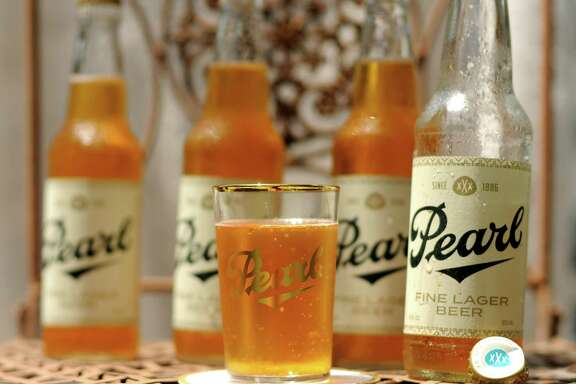 The new Pearl xXx beer will be available in stores across Texas for about $9.49 per six-pack in early June.