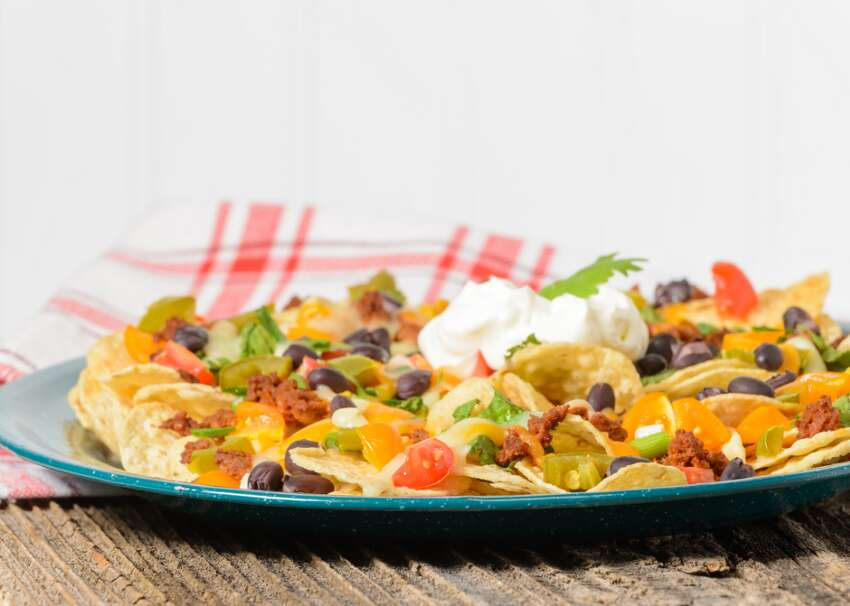 Alabama - Most popular delivery order: Nachos This slideshow was first published on Stacker