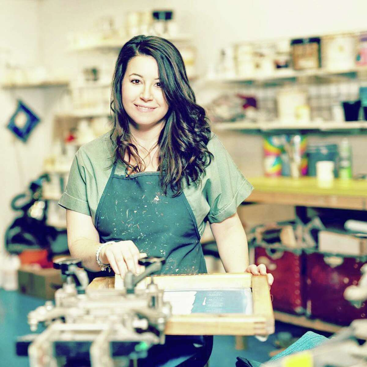 Rachel DeCavage, owner of Cinder + Salt at 520 Main St. in Middletown, is offering weekend sidewalk sales and private shopping experiences for customers. She elected to limit in-person sales rather than reopen May 20 when the state lifted some restrictions on businesses during the coronavirus pandemic.