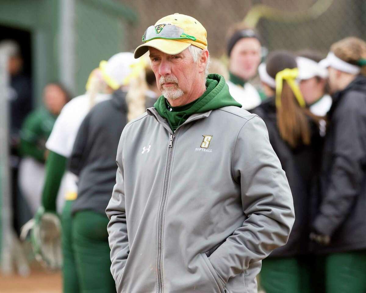 Siena softball coach Bill Lajeunesse. (Courtesy of Siena College)