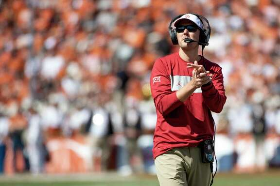 "Oklahoma football coach Lincoln Riley has said he thought it was ""ridiculous"" to bring players back to campus June 1. The Sooners will wait until a month later, despite the Big 12 allowing workouts to begin two weeks earlier."
