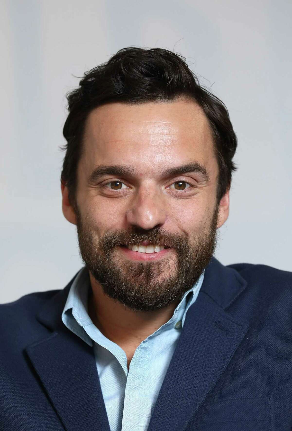 LONDON, ENGLAND - JUNE 01: Actor Jake Johnson from the cast of The Mummy poses for a photo at the Build LDN event at AOL London on June 1, 2017 in London, England. (Photo by Tim P. Whitby/Tim P. Whitby/Getty Images)