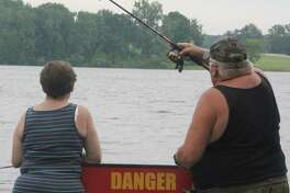 Angers are hoping summer weather is a boon for fishing. (Star file photo)