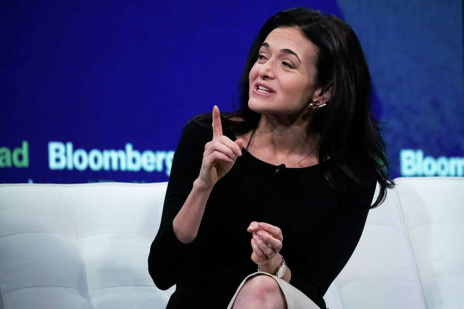 Sheryl Sandberg, chief operating officer of Facebook., at the Bloomberg Year Ahead Summit in New York on Nov. 7, 2019. Photo: Bloomberg Photo By Mark Kauzlarich. / © 2019 Bloomberg Finance LP