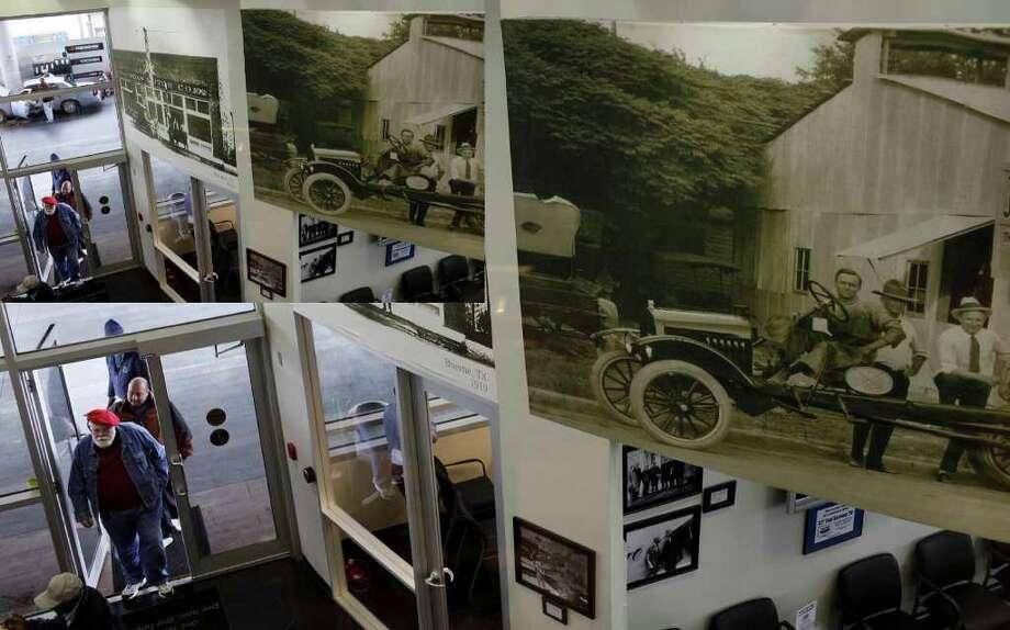 Jordan Ford Celebrates 90 Years San Antonio Express News