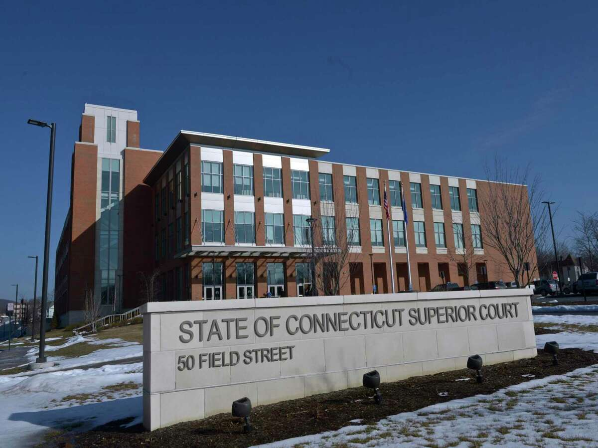 The Litchfield Judicial District Court at 50 Field Street in Torrington, Conn., in February 2019.