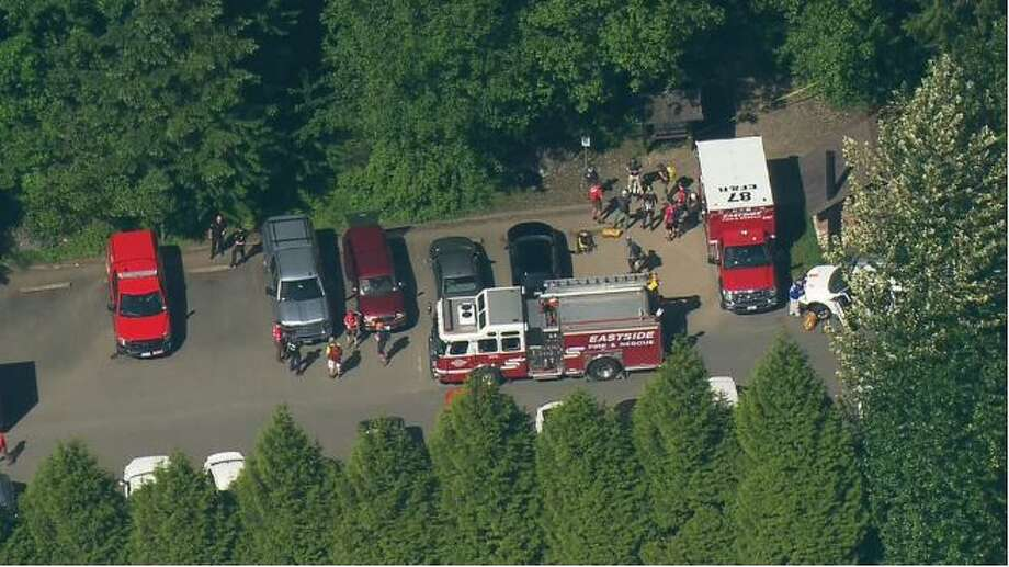 Man dies after falling about 40 feet from Little Si climbing area. Photo: Courtesy Of KOMO News