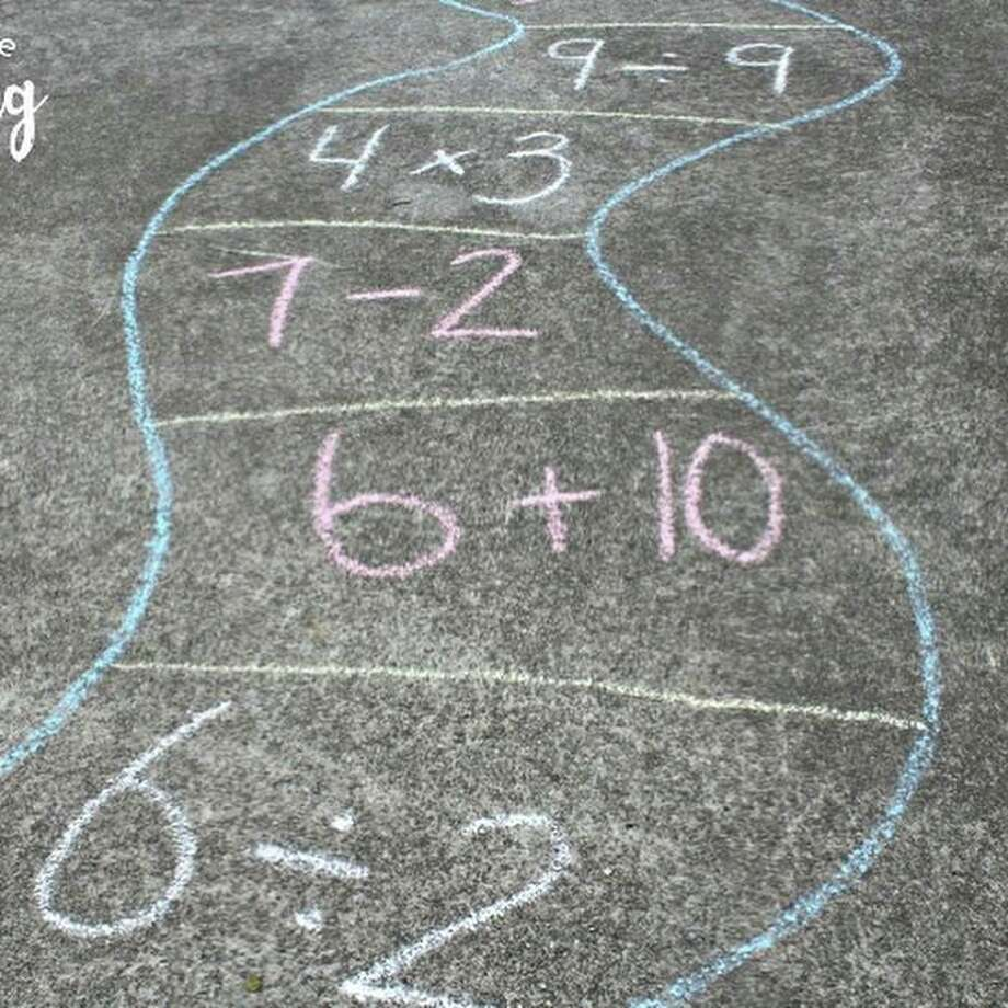 Milford Math Walk Challenge kicks off June 1. Photo: Contributed Photo