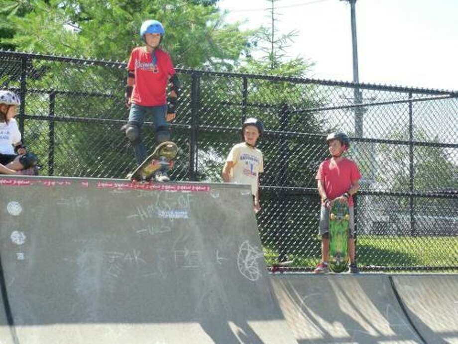 Ramp Camps are available throughout the summer to children ages 5- to 12-years old. Photo: Contributed Photo