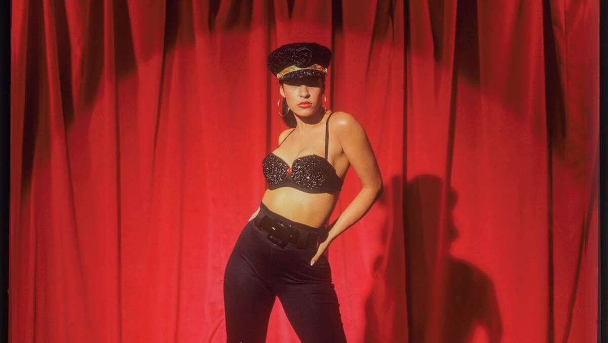 """Among the exhibits on display at the McNay Art Museum, which is reopening in June is """"Selena Forever / Siempre Selena,"""" which features photographs of the icon by John Dyer."""