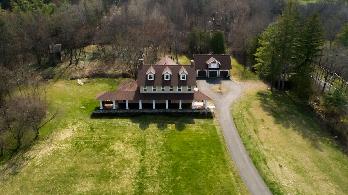 The home at 1057 Leesome Lane in the town of Guilderland was built in 1916 and expanded and remodeled in 2012. It is 5,328 square feet and has four full baths, five bedrooms. Contact listing agent Michael Keefrider of Coldwell Banker Prime Properties at 518-423-0481.https://realestate.timesunion.com/listings/1057-Leesome-La-Guilderland-TOV-NY-12009-MLS-202016154/39407121