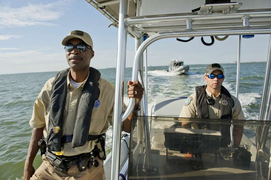 Texas Game Wardens arrested 38 individuals for boating while intoxicated during the Memorial Day weekend, the Texas Parks and Wildlife Department saidin a news release on Wednesday. Photo: Texas Parks And Wildlife Department / Chase Fountain, TPWD ?2014