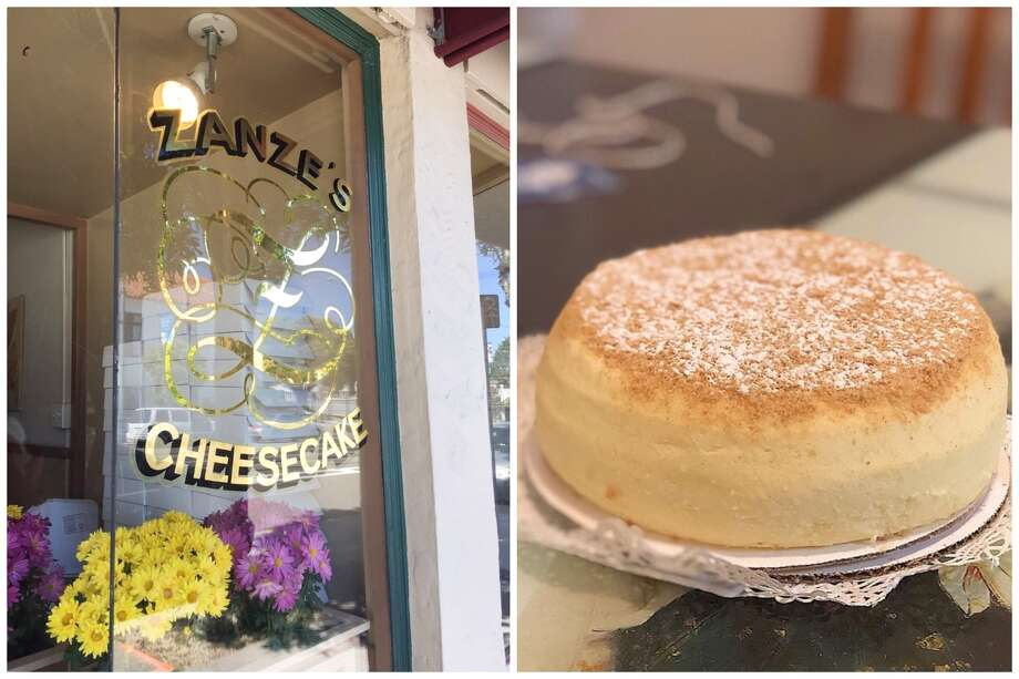 Zanze's Cheesecake has reportedly closed after 42 years in San Francisco. Photo: Julie L. And Rachel Y. On Yelp
