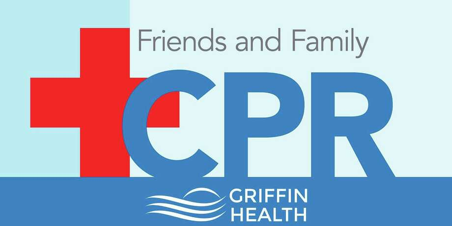 Griffin Health will restart its free Friends & Family CPR training on June 20. Photo: Contributed Photo / Connecticut Post