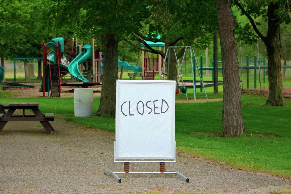 The City of Bad Axe announced the cancellations of additional events and activities, including annual fundraisers. (Sara Eisinger/ Huron Daily Tribune)