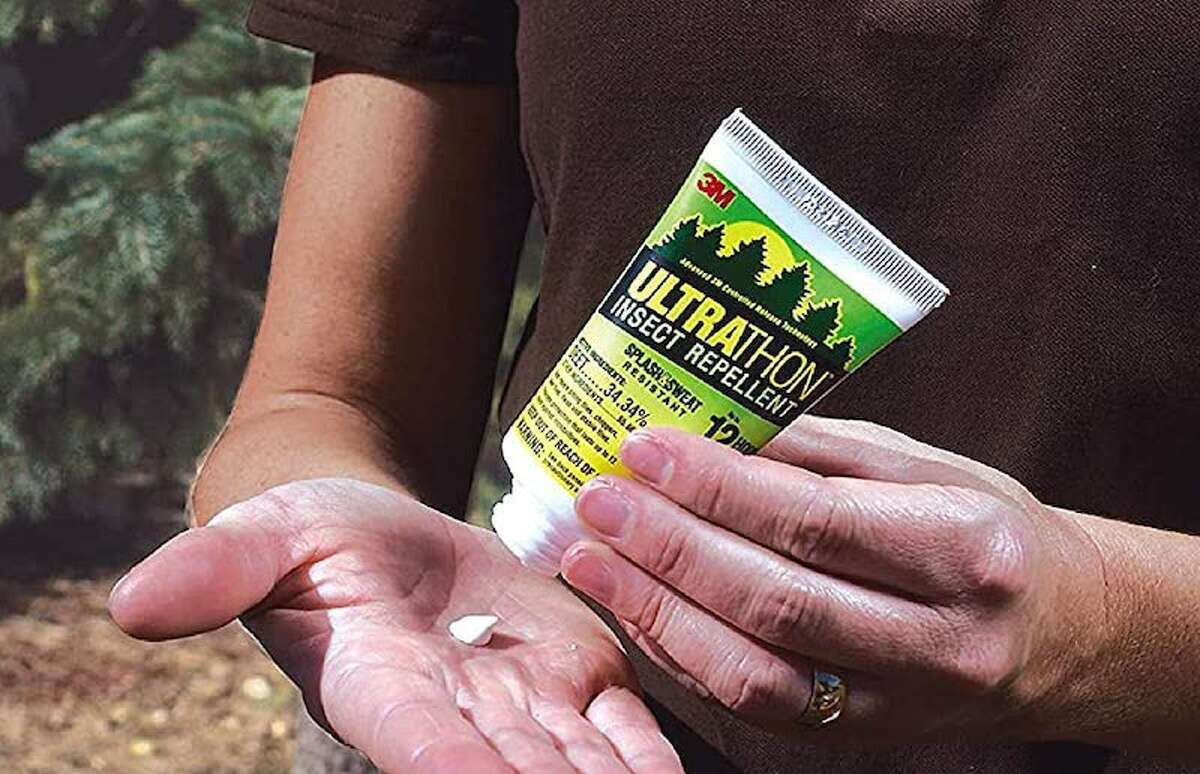 Insect Repellent Lotion Not a huge fan of sprays? You can get insect repellent lotion instead for the same level of coverage. Ultrathon's lotion will keep the regular bugs away from you, plus those painful biting deer flies. If you want a repellent lotion you can wear all summer long to get maximum sun and bug protection, Avon Skin-So-Soft has 30 SPF.