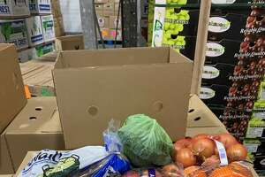 Under the USDA's $3 billion Farmers to Families Food Box Program, James Desiderio Inc. of Buffalo, N.Y., won a contract for $2 million to create boxes of fruits and vegetables to distribute to local organizations that serve the hungry during the coronavirus pandemic.