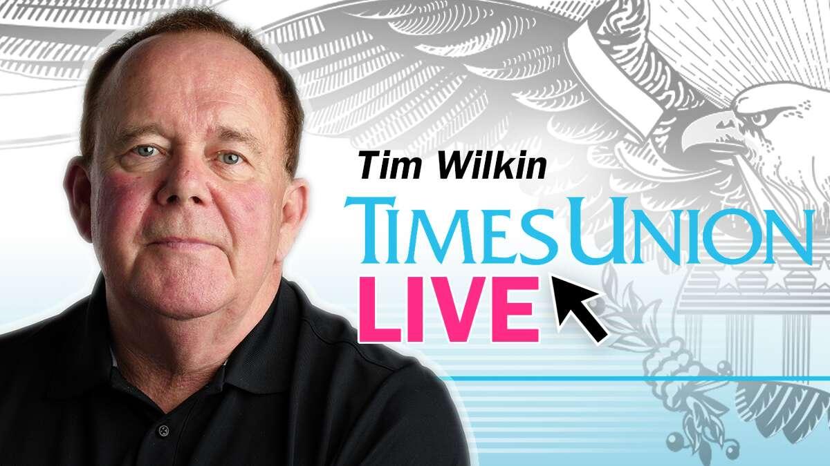 Times Union Live - Tim Wilkin