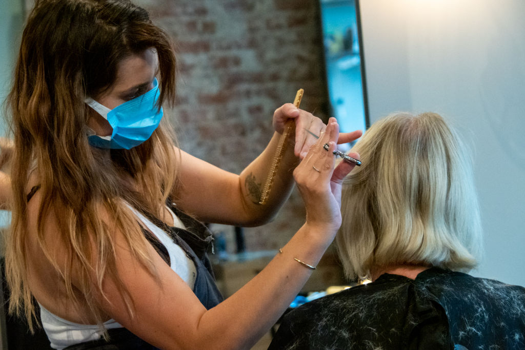 Washington's hair salons prepare for Phase 2, but some wish to delay reopening