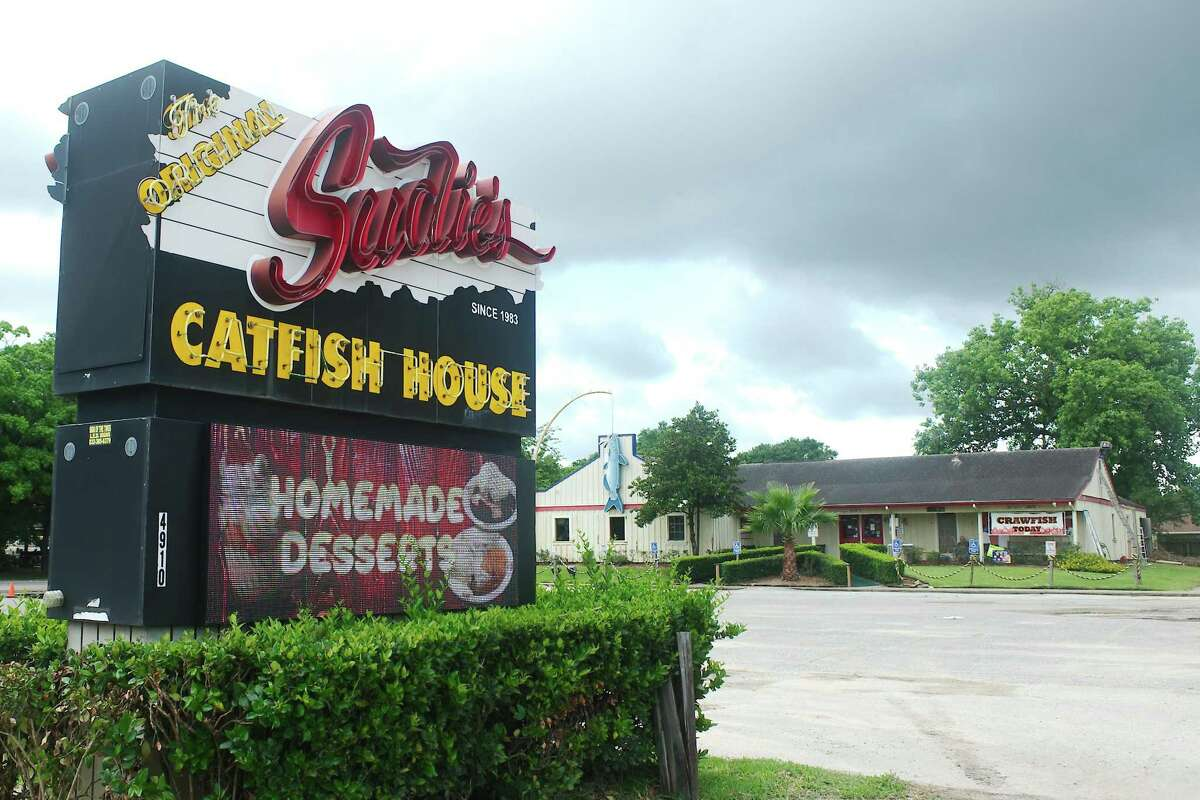 Sudie's Catfish House is open on Spencer Highway in Pasadena where current owner Paul Bailey has served homemade seafood dishes and desserts for almost 37 years.