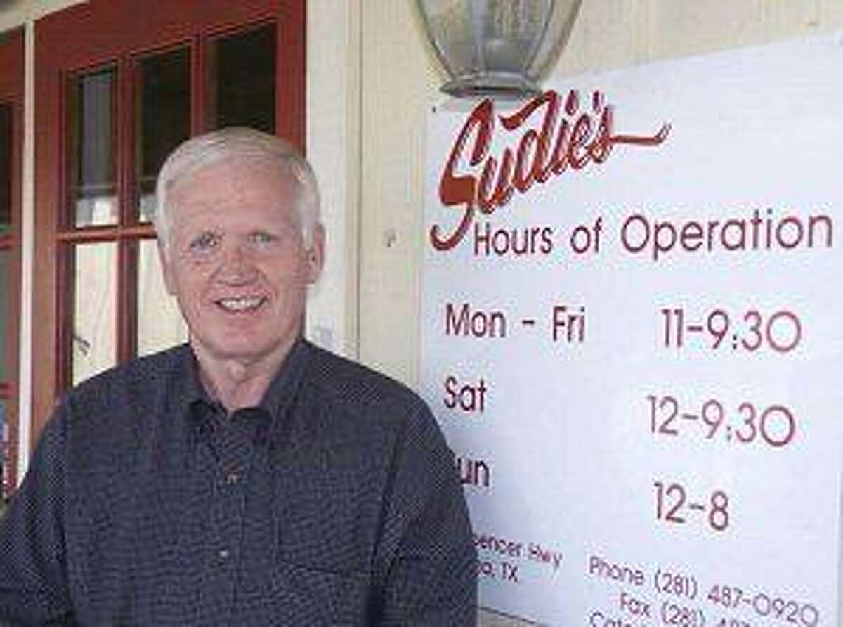 Sudie's Catfish House owner Paul Bailey has owned and operated the Pasadena restaurant on Spencer Highway for more than 36 years. (Courtesy photo)